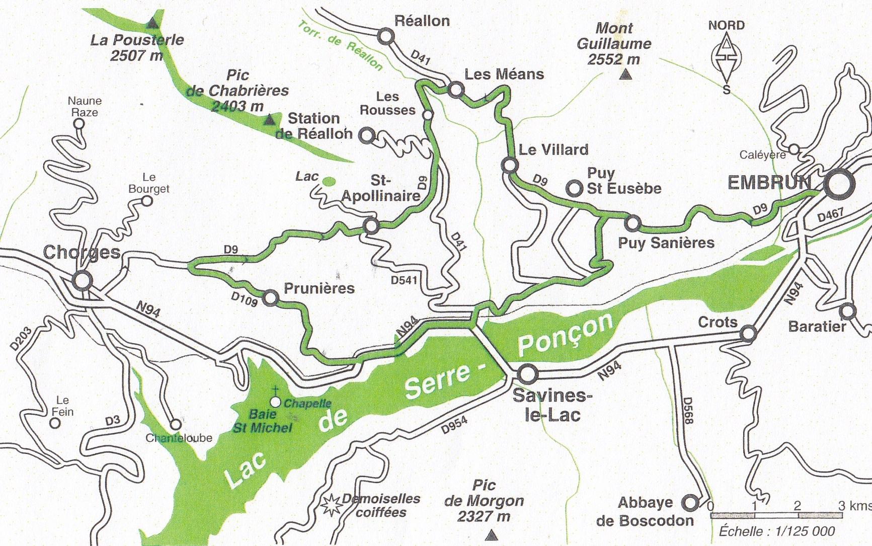 """Résultat de recherche d'images pour """"ROUTES : France, pont de Savines"""""""