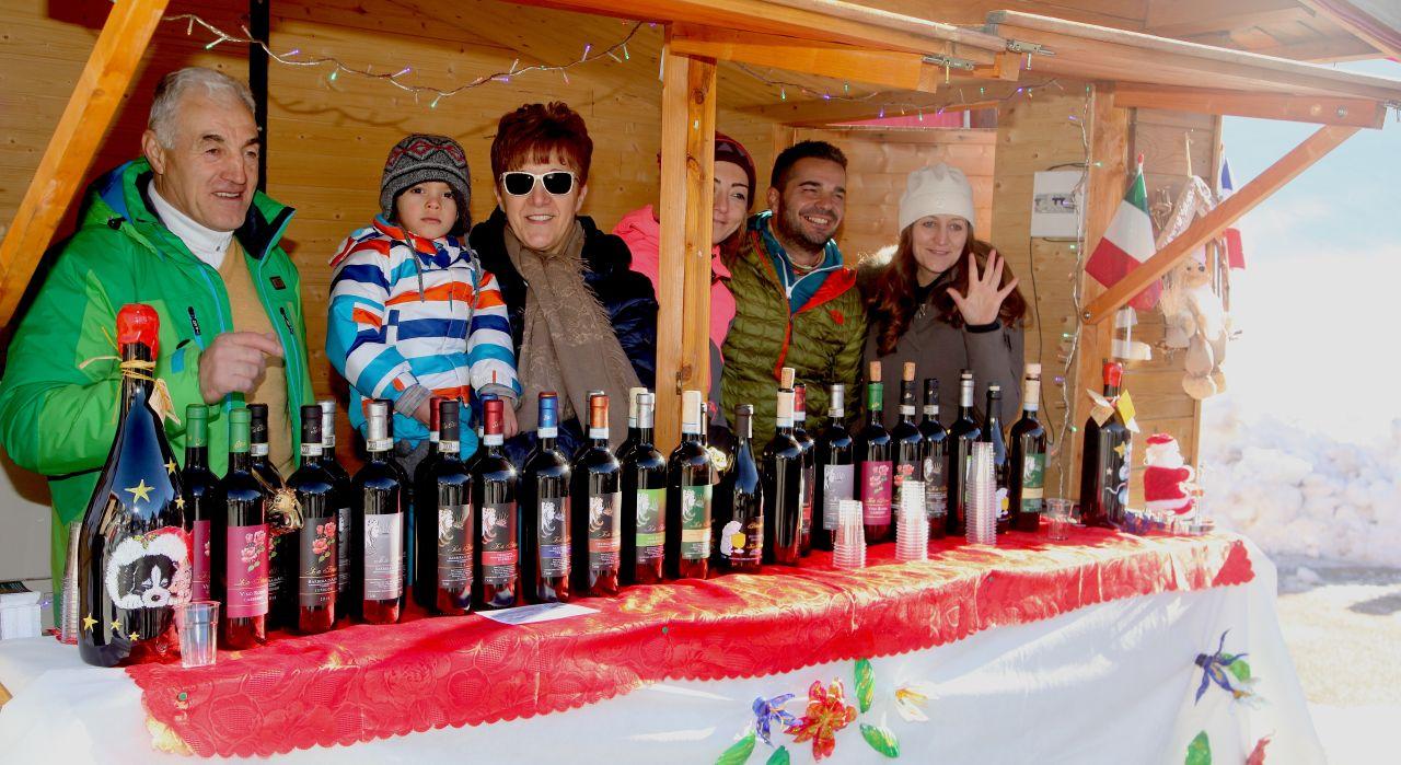 Hautes alpes l 39 italie investie la station de montgen vre - Montgenevre office de tourisme ...