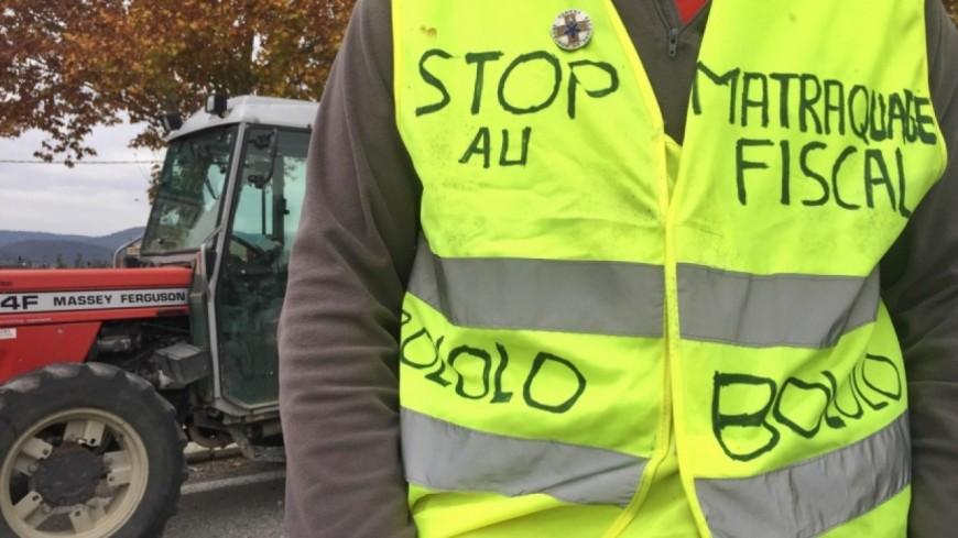 Hautes-Alpes : crise des gilets jaunes, « les acteurs économiques appellent à la responsabilité collective pour stopper la paralysie de l'économie ».