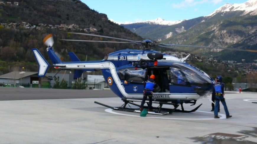 Alpes de Haute-Provence : accident de VTT, un homme transporté par hélicoptère sur l'hôpital de Digne