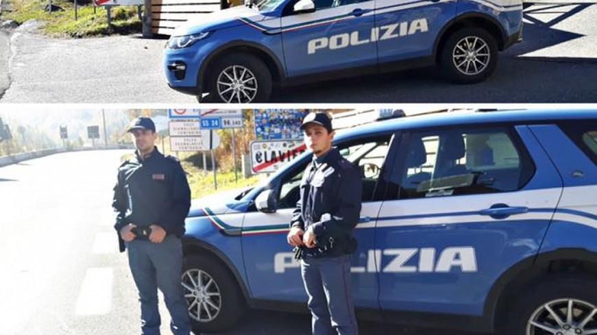 Hautes-Alpes: patrouilles à Clavière, M. Salvini attend C. Castaner à Rome