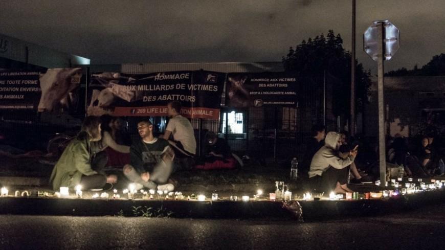 Alpes de Haute-Provence : Nuit Debout devant l'abattoir de Sisteron ce mardi soir