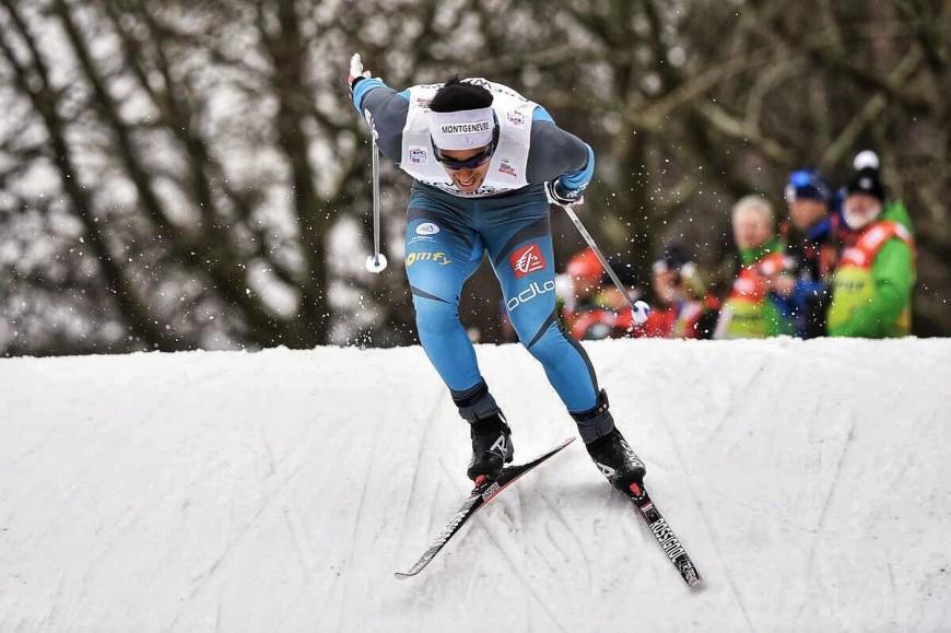 Hautes-Alpes : Richard Jouve en piste olympique