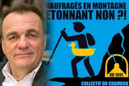 Hautes-Alpes : Le Collectif du Chambon s'oppose au département de l'Isère et écrit à M.Valls