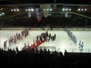 Hockey : les Diables rouges victorieux pour le second derby