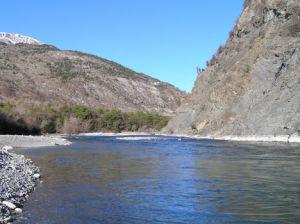 Session de nettoyage dans les rivières de la Durance et de la Guisane