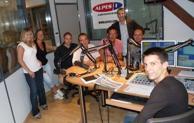 Alpes 1 reste la radio leader sur les Alpes du Sud en 2011