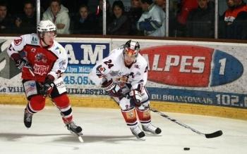 Hockey : les Diables rouges s'imposent 4-0 chez eux face aux Ducs de Dijon