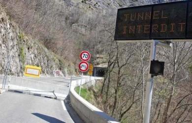 Hautes-Alpes : tunnel de Chambon, des mesures sur le RSI pour les socioprofessionnels