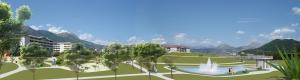 Hautes-Alpes : le chantier du parc Givaudan est lancé à Gap