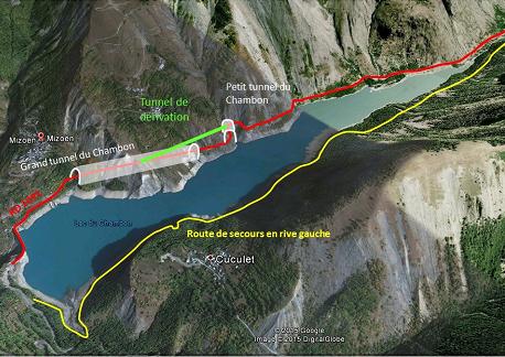 Hautes-Alpes : Chambon, le Collectif salue la rive gauche mais reste vigilant