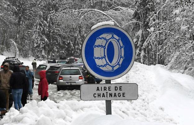 Alpes du Sud : les cartes des aires de chainage dans nos départements