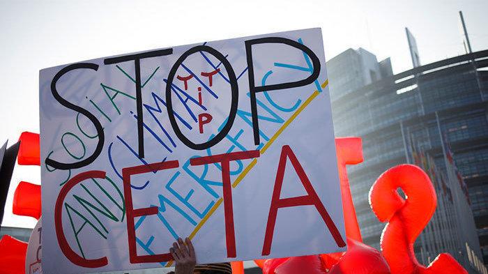 Alpes de Haute-Provence : traité de libre-échange avec le Canada, la France Insoumise 04 « exige un référendum »
