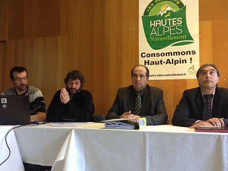 Hautes-Alpes : l'union du Buëch pour faire des économies d'eau