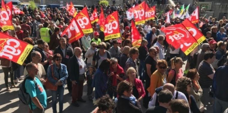 Hautes-Alpes : « on marche sur la tête ! », journée d'action ce mardi à Gap