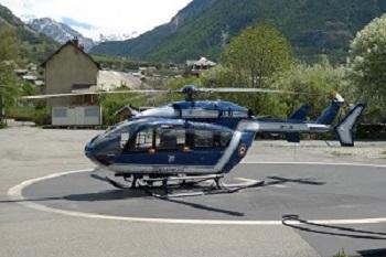 Alpes de Haute-Provence : une avalanche au Sauze Super Sauze