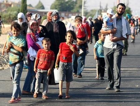 Hautes-Alpes : Rosans, l'appel à la fraternité pour les réfugiés syriens