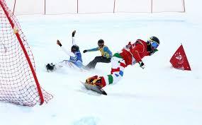 Hautes-Alpes : deuxième étape de la coupe d'Europe de Snowboardcross