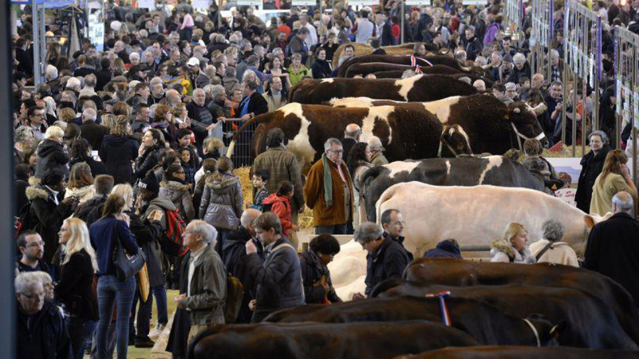 Alpes du sud 60 des fran ais pr ts payer plus pour - Salon de l agriculture machine agricole ...