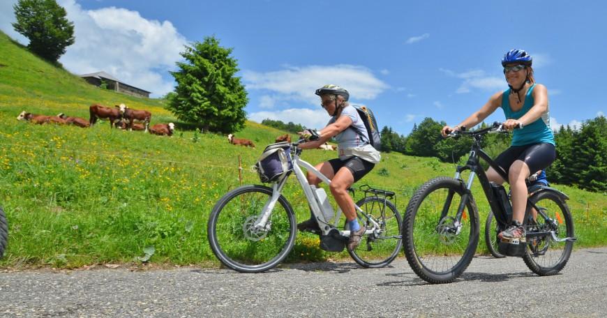 Alpes de haute provence des v los lectriques l 39 office - Office du tourisme alpes de haute provence ...