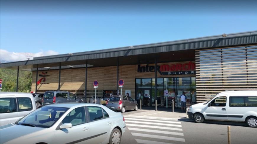 Hautes-Alpes : braquage de l'Intermarché de Tallard