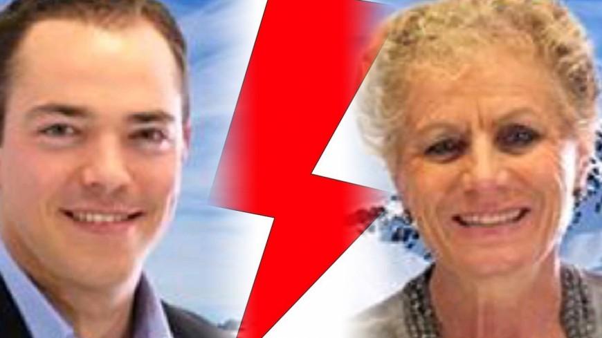 Hautes-Alpes : à Briançon le divorce est consommé entre Romain Gryzka et Catherine Valdenaire