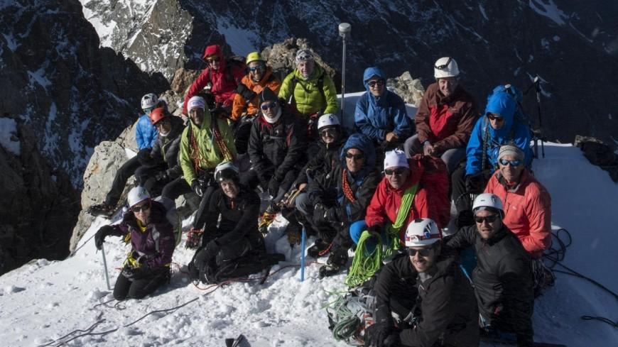 Hautes-Alpes : mesure de la Barre des Écrins, le sommet conserve son mystère