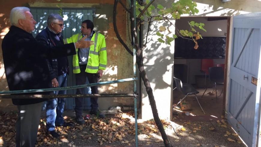 Alpes de Haute-Provence : la propriété des Marres à Sisteron vandalisée