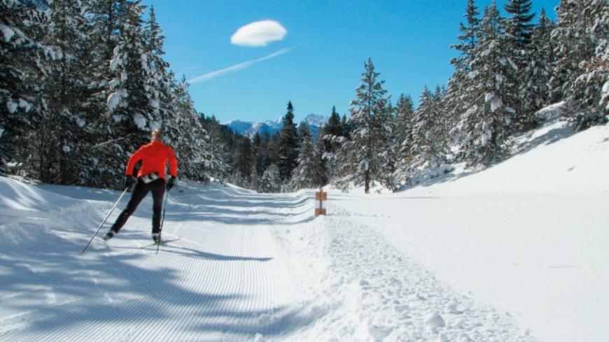 """Alpes du Sud : face au réchauffement climatique, """"les domaines nordiques s'organisent"""""""