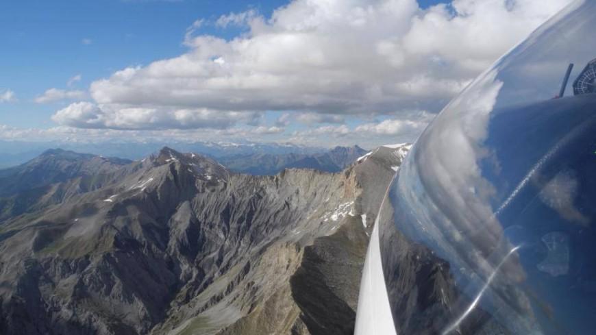 Alpes de Haute-Provence : on plane à Sisteron