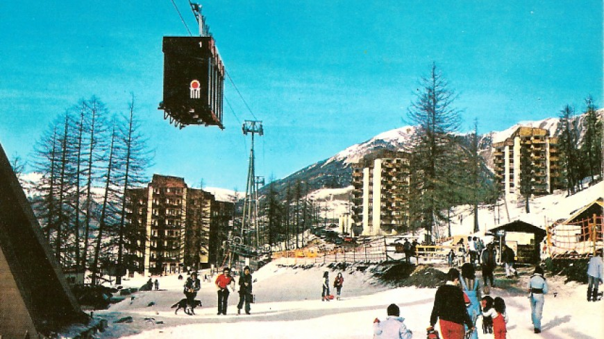 Hautes-Alpes : le Télésorres déraillait un 27 décembre 1986