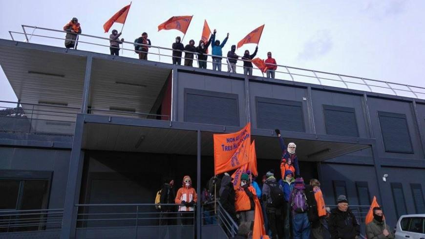 Hautes-Alpes : les No-THT 05 dénoncent les violences policières