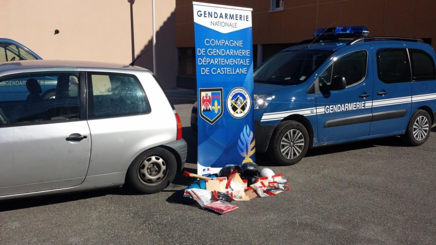 Alpes de Haute-Provence : 3 ans de prison ferme pour deux cambriolages