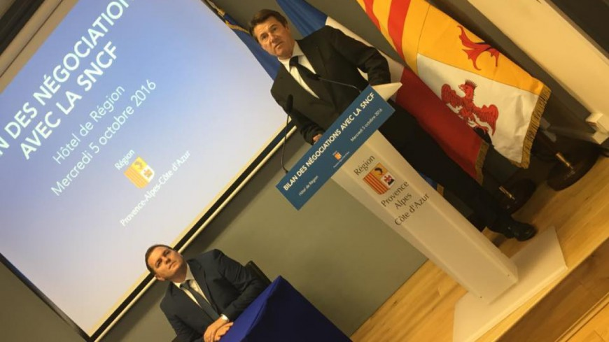 Hautes-Alpes : PACA prêt à investir sur les rails, mais attend AURA