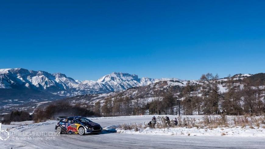 Alpes du Sud: Ogier remporte le 85e Monte Carlo!