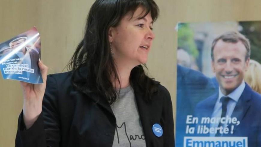 Alpes de Haute-Provence : Sandrine Cosserat, candidate pour l'investiture EM ! sur la 1ère circonscription