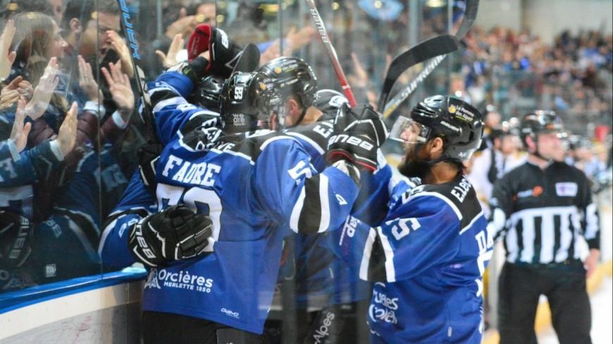 Hautes-Alpes : les Rapaces de Gap champions de France !