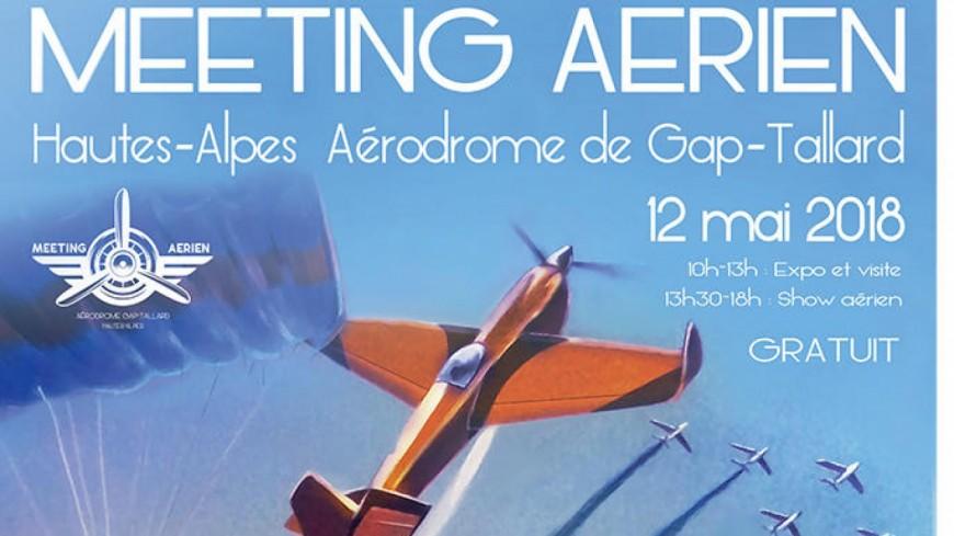 Hautes-Alpes : un grand show aérien dans le ciel de Gap-Tallard