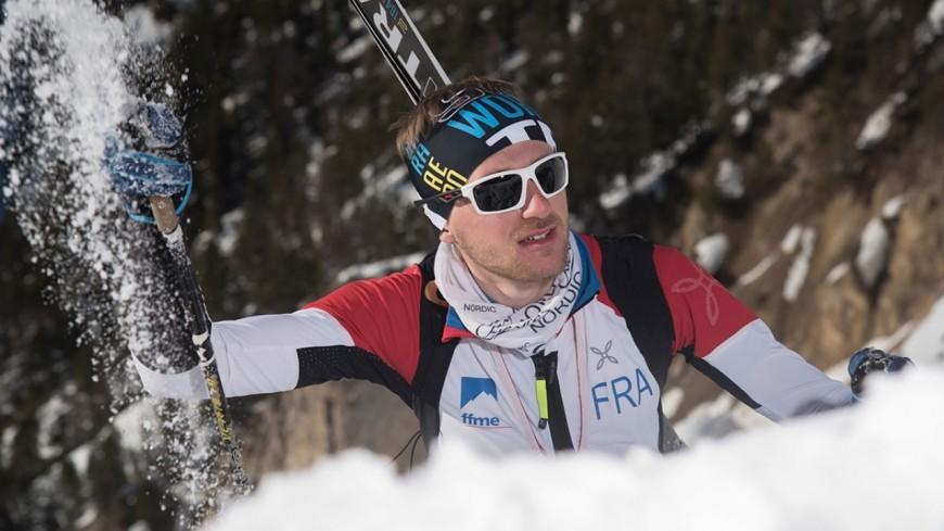Hautes-Alpes : Rémy Garcin 8e en individuel pour l'étape autrichienne de la Coupe du monde de ski alpinisme