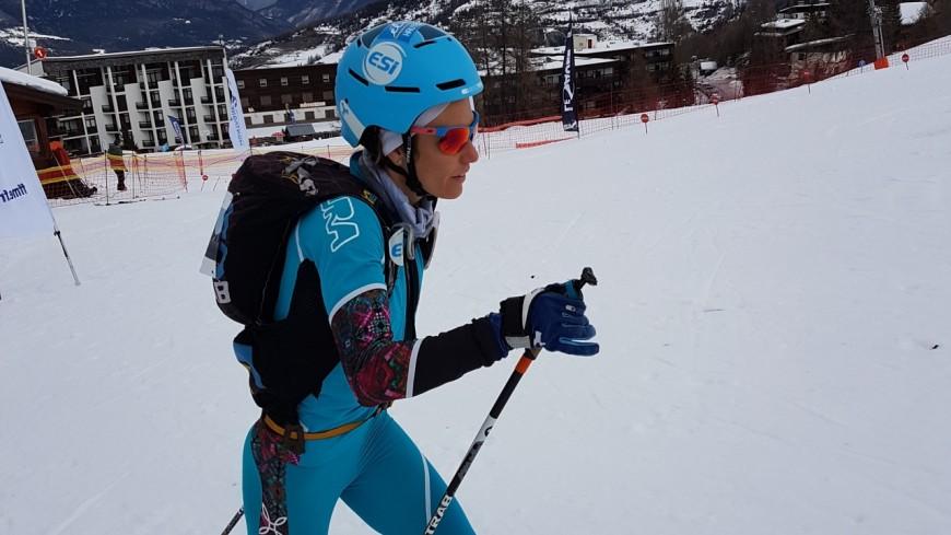 Alpes du Sud : nouveau titre national pour Laetitia Roux en sprint