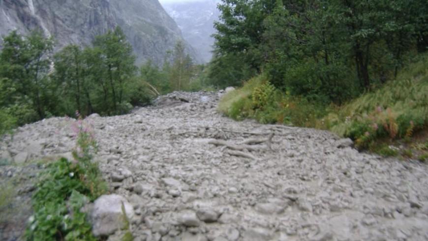 [MAJ] Hautes-Alpes : des coulées de boue sur les routes