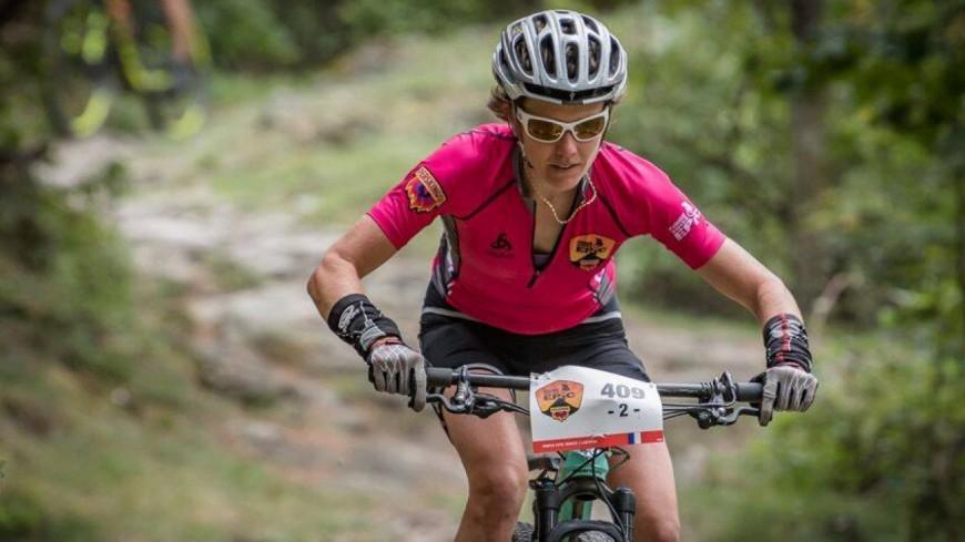 Hautes-Alpes: abandon de Laetitia Roux sur la Swiss Epic