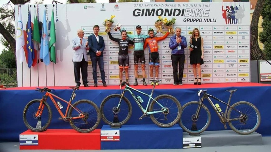 Hautes-Alpes : Stéphane Tempier remporte le Gimondi Bike Iseo