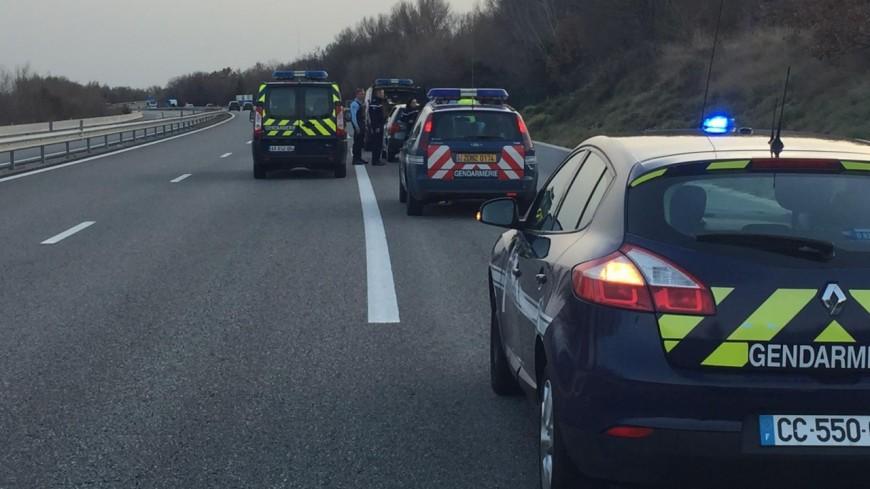 Alpes de Haute-Provence : une bagarre sur une aire d'autoroute
