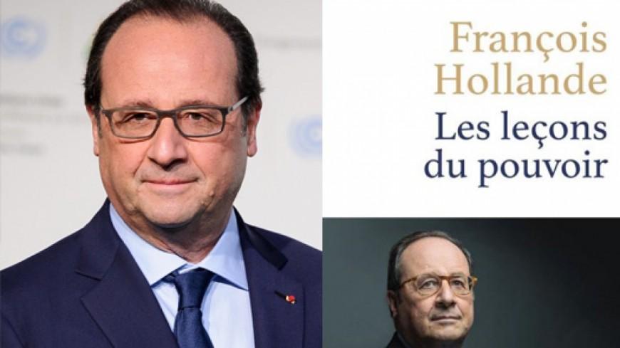 Alpes de Haute-Provence : François Hollande en dédicace à Manosque et à la rencontre des militants PS à Volx