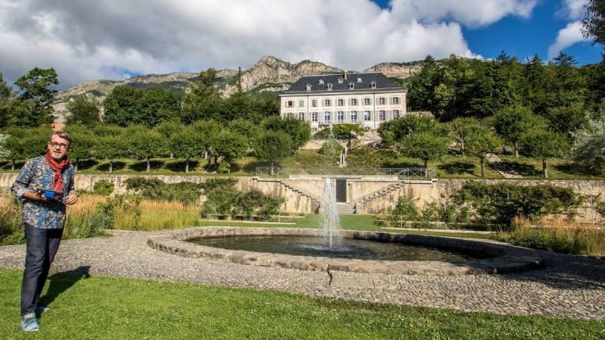 Hautes-Alpes : France 3 dans les jardins de Charance ce dimanche