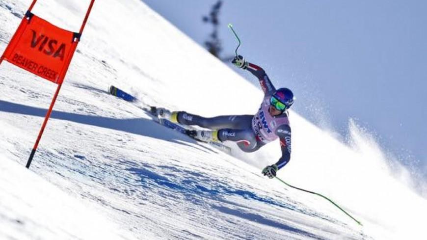 Hautes-Alpes : Nils Allègre 13ème du Super G de Beaver Creak