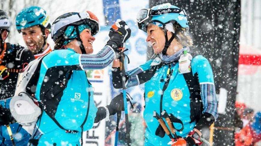 Hautes-Alpes: le duo Roux-Forsberg 2ème de la Pierra Menta 2018