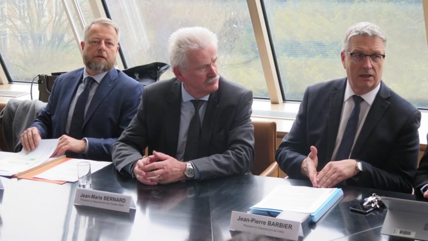 Hautes-Alpes : 215 millions d'euros pour la RD 1075 et la RN 85