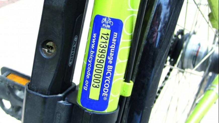 Hautes-Alpes : cyclistes, pensez à marquer vos vélos en cas de vol !